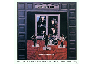 Jethro Tull - Benefit Remastered [CD]
