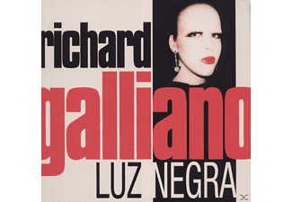 Richard Galliano - Luz Negra [CD]