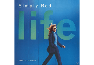 Simply Red - LIFE (INCL. BONUS TRACKS) - (CD)