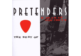 Pretenders - The Best Of Pretenders - Break Up The Concrete (CD)