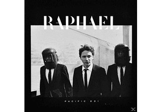 Raphael - Pacific 231 - (CD EXTRA/Enhanced)