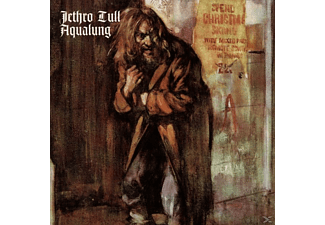 Jethro Tull AQUALUNG (NEW EDITION) Rock CD