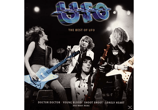 UFO - Best Of Ufo [CD]