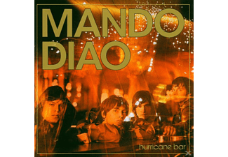 Mando Diao - Hurricane Bar - (CD)