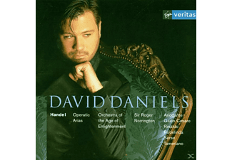 David Daniels, Orchestra Of The Age Of Enlightenment - Arien [CD]