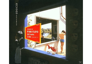 Pink Floyd - Echoes - The Best of Pink Floyd (CD)