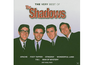 The Shadows - THE VERY BEST OF [CD]