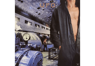 UFO - Lights Out-Remaster - (CD)