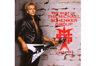 Micha Schenker, Michael Schenker Group - Best Of 1980-1984 [CD]