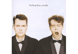 Pet Shop Boys - Actually (CD)