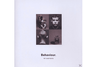 Pet Shop Boys - Behaviour [CD]