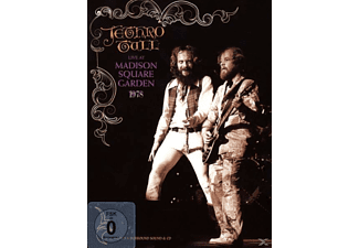 Jethro Tull - Live At Madison Square Garden - (CD + DVD Video)