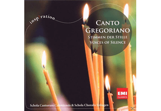STEINSCHULTE & SCHOLA CANT.COLO - Canto Gregoriano- Stimen Der Stille/Voices Of Silence - (CD)