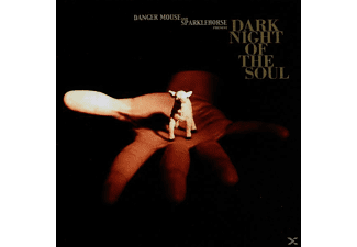 Danger Mouse / Sparklehorse - Dark Night Of The Soul [CD]