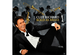 Cliff Richard - Bold As Brass [CD]