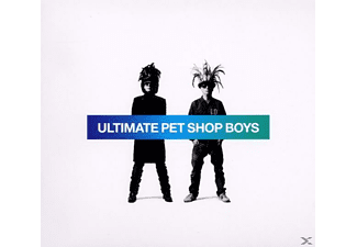 Pet Shop Boys - Ultimate (1CD) - (CD)