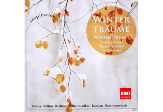 VARIOUS - Winterträume-Winter Dreams - (CD)