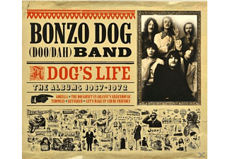 The Bonzo Dog Band - A Dog's Life [CD]