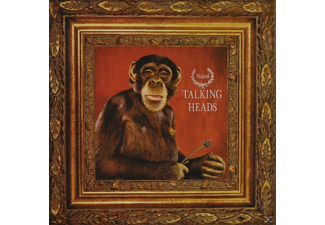 Talking Heads - Naked - (CD)