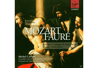 Michel Corboz - Requiem - (CD)