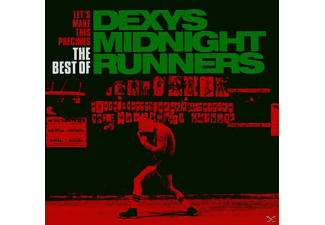 Dexys Midnight Runners - Lets Make This Precious-The - (CD)