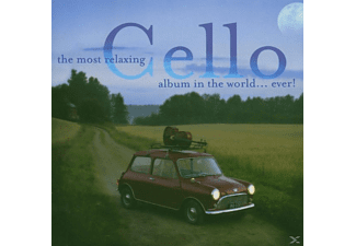 VARIOUS - The Most Relaxing Cello Album [CD]