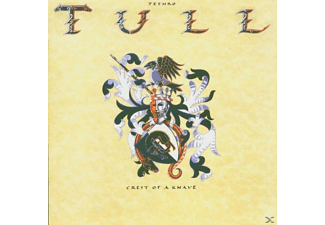 Jethro Tull - Crest Of A Knave - (CD)