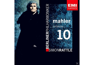 Simon Rattle - Sinfonie 10 - (Maxi Single CD)