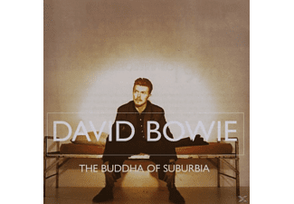 David Bowie - The Buddha Of Suburbia - (CD)