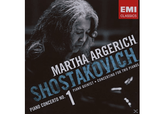 Martha Argerich - Piano Concerto [CD]