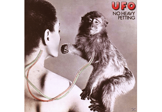 UFO - No Heavy Petting [CD]