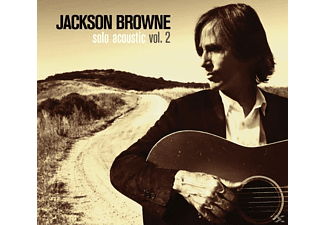 Jackson Browne - Solo Acoustic Vol.2 [CD]