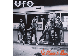 UFO - No Place To Run (Remaster) - (CD)