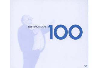 VARIOUS - 100 Best Tenor Arias [CD]