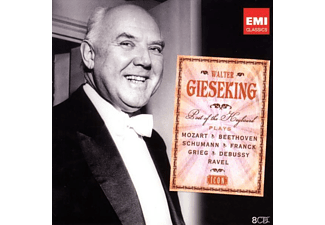 Walter Gieseking - Icon: Walter Gieseking, Poet Of The Keyboard - (CD)