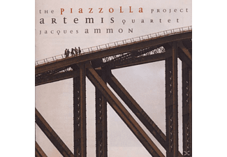 Artemis Quartett - The Piazzolla Project [CD]