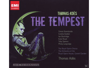 Ian Bostridge - The Tempest - (CD)