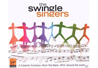 Swingle Singers - Swingle Singers-Anthology [CD]
