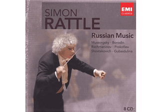 Cbso - Rattle Edition:Russian Music - (CD)