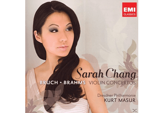 Masur, Chang Sarah, Dp - Violin Concertos - (CD)