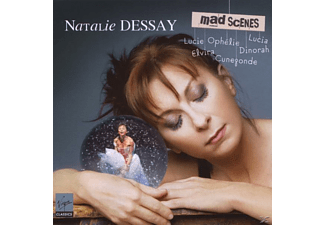 VARIOUS, Natalie Dessay - Mad Scenes [CD]