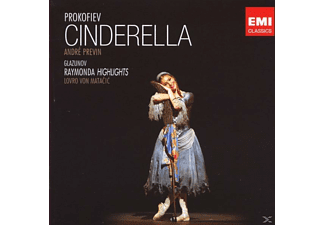 VARIOUS - Ballet Edition: Cinderella [CD]