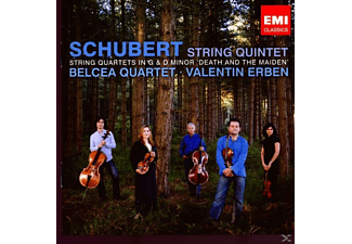 Belcea Quartet - Schubert: Str Qrt In G / Str Qrt In D - (CD)