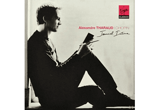 Alexandre Tharaud - Journal Intime [CD]
