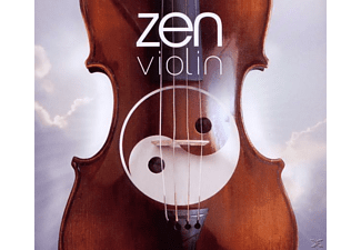 VARIOUS - Zen Violin - (CD)