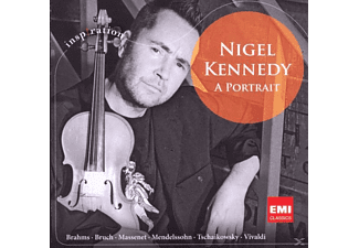 Nigel Kennedy - A PORTRAIT - (CD)
