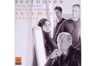 Artemis Quartet - String Quartets [CD]