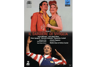 VARIOUS, Chorus & Orchestra of the Royal Opera House - Il Barbiere Di Siviglia [DVD]