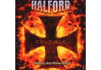 Halford 2 - Crucible - (CD)
