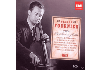 Pierre Fournier - Icon: Pierre Fournier - (CD)